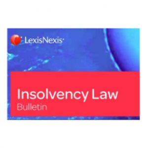 Insolvency Law Bulletin image